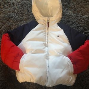 CHILD TOMMY PUFFER JACKET